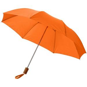 Oho 20-es összecsukható esernyő, narancs
